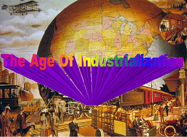 the age of industrialisation pdf